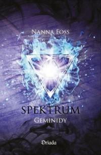 Spektrum Geminidy - okładka książki