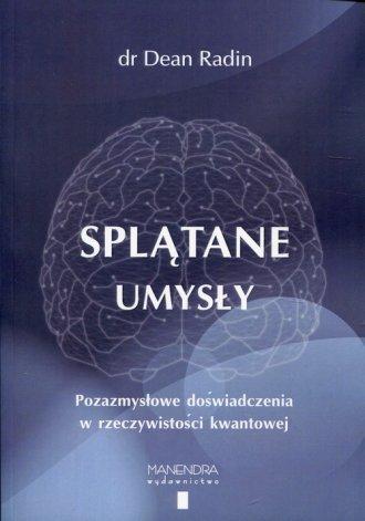 Splątane umysły. Pozazmysłowe doświadczenia - okładka książki
