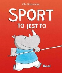 Sport to jest to - okładka książki