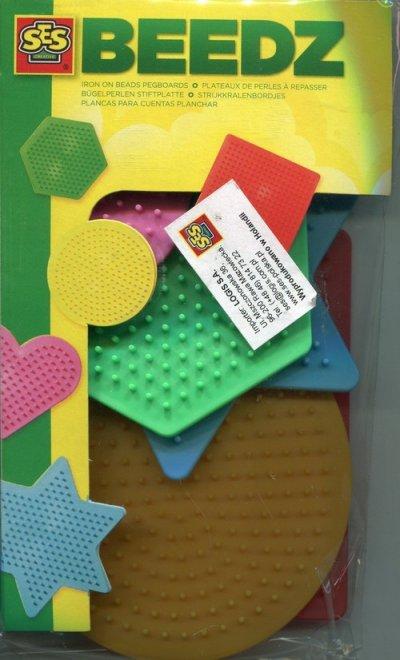 Szablony do układania koralików - zdjęcie zabawki, gry