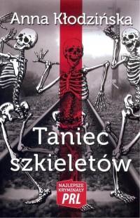 Taniec szkieletów - okładka książki