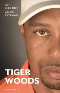 Tiger Woods - okładka książki