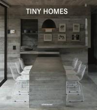 Tiny Homes - okładka książki