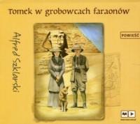 Tomek w grobowcach faraonów - pudełko audiobooku