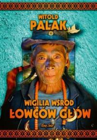 Wigilia wśród łowców głów - okładka książki