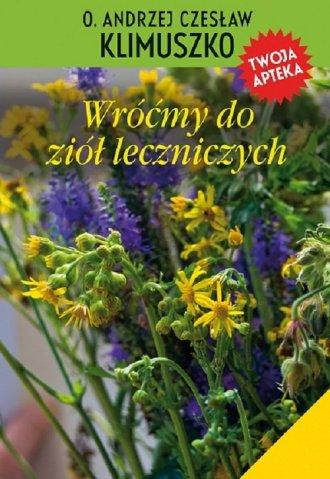 Wróćmy do ziół leczniczych - okładka książki
