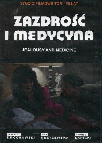 Zazdrość i medycyna - okładka filmu