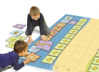 Złapmy Lwa. Japońskie szachy GRA - zdjęcie zabawki, gry