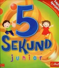5 sekund junior. Edycja specjalna - zdjęcie zabawki, gry