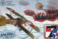7 W obronie Lwowa - Wydawnictwo - zdjęcie zabawki, gry
