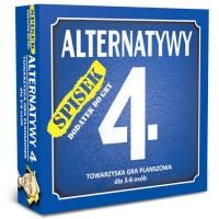 Alternatywy 4 - Spisek. Dodatek do gry - zdjęcie zabawki, gry