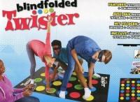 Blindfolded Twister - zdjęcie zabawki, gry