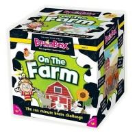 Brainbox On the Farm - zdjęcie zabawki, gry