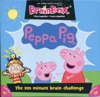 Brainbox Peppa the Pig - zdjęcie zabawki, gry