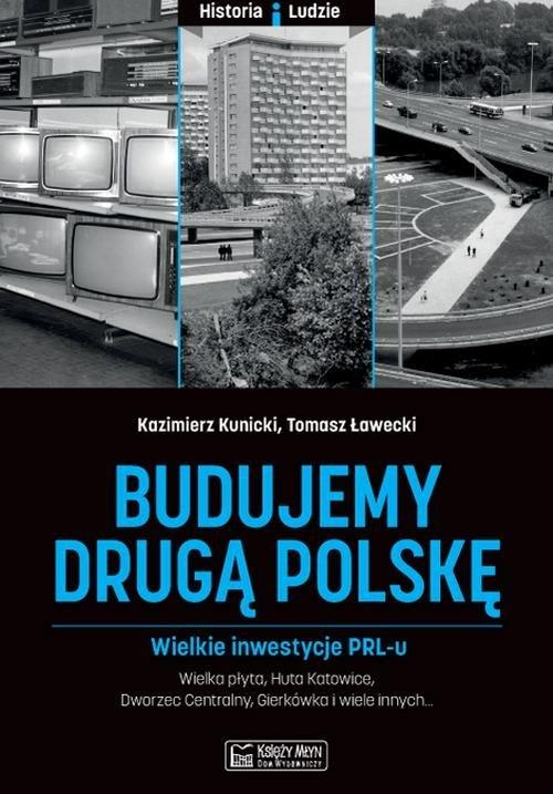 Budujemy drugą Polskę. Wielkie - okładka książki