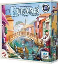 Burano: Wyspa kolorów - zdjęcie zabawki, gry