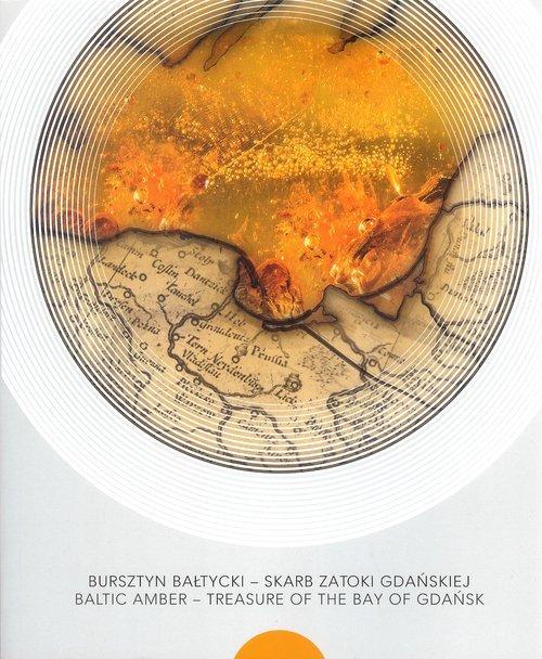 Bursztyn bałtycki skarb Zatoki - okładka książki