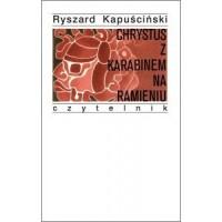 Chrystus z karabinem na ramieniu - okładka książki