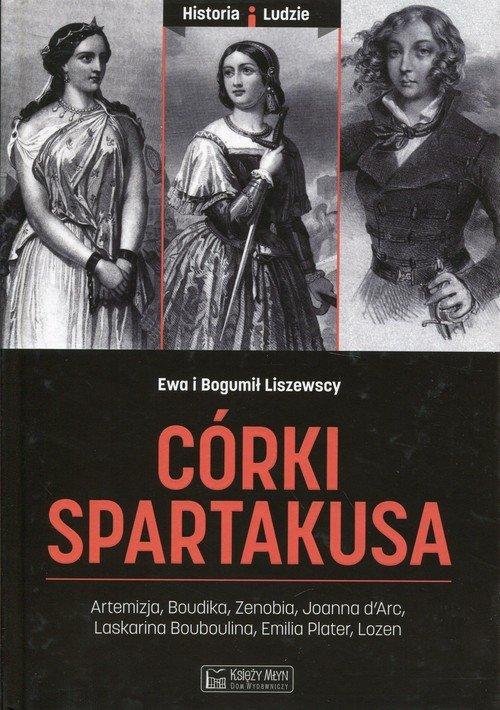 Córki Spartakusa. Seria: Historia - okładka książki