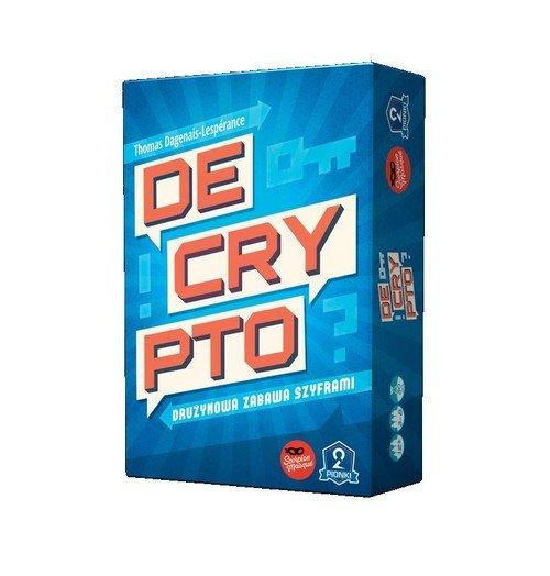 Decrypto - zdjęcie zabawki, gry