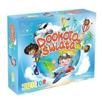 Dookoła świata Junior - zdjęcie zabawki, gry