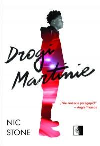 Drogi Martinie - okładka książki