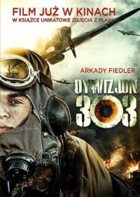 Dywizjon 303 (okładka filmowa) - okładka książki