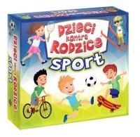 Dzieci kontra rodzice. Sport - zdjęcie zabawki, gry