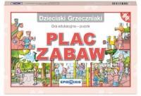Dzieciaki Grzeczniaki - PLAC ZABAW - zdjęcie zabawki, gry