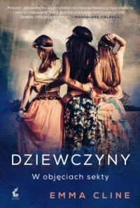 Dziewczyny w objęciach sekty - okładka książki