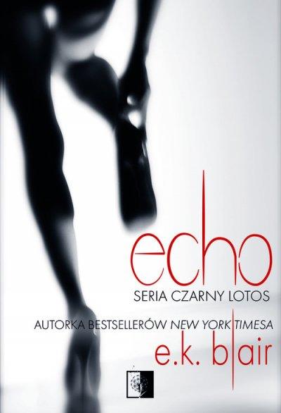 Echo - okładka książki