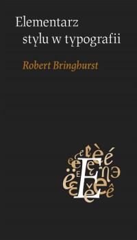 Elementarz stylu w typografii - okładka książki