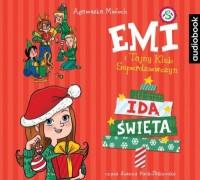 Emi i Tajny Klub Superdziewczyn Idą Święta - pudełko audiobooku