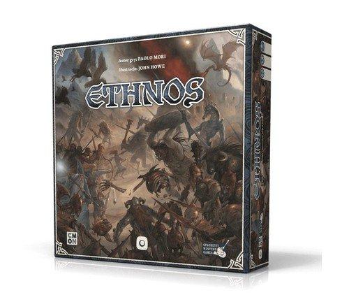 Ethnos - okładka książki