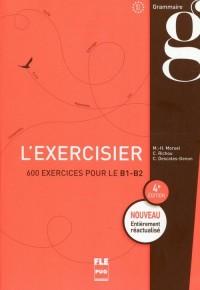 Exercisier B1-B2 - okładka podręcznika