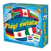 Flagi świata memory - zdjęcie zabawki, gry