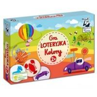 Gra Loteryjka Kolory 2+ - zdjęcie zabawki, gry