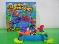 Gra żabki. DD012031 - zdjęcie zabawki, gry