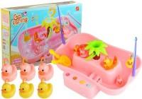Gra zręcznościowa łowienie kaczuszek - zdjęcie zabawki, gry