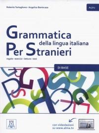 Grammatica italiana per stranieri 1 - okładka podręcznika