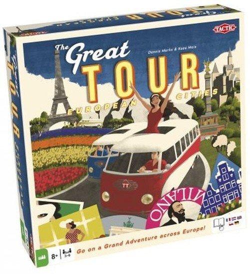 Great Tour - zdjęcie zabawki, gry
