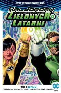 Hal Jordan i Korpus Zielonych Latarni. Tom 4. Rozłam - okładka książki