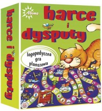 Harce i Dysputy - zdjęcie zabawki, gry