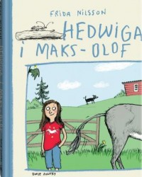 Hedwiga i Maks Olof - okładka książki