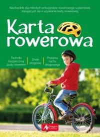 Karta rowerowa - okładka książki