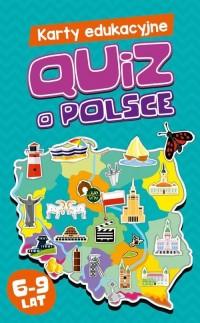Karty edukacyjne. Quiz o Polsce - zdjęcie zabawki, gry