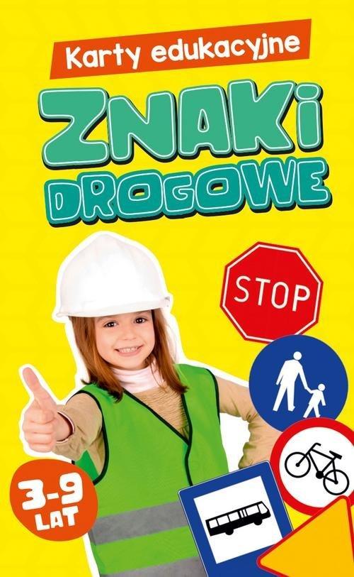 Karty edukacyjne. Znaki drogowe - zdjęcie zabawki, gry