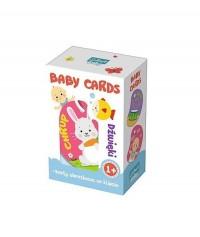 Karty na klipsie. Baby Cards. Dźwięki - zdjęcie zabawki, gry
