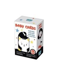 Karty na klipsie. Baby Cards. Kontrasty - zdjęcie zabawki, gry