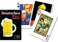 Karty Niemieckie Piwa 1 talia - zdjęcie zabawki, gry
